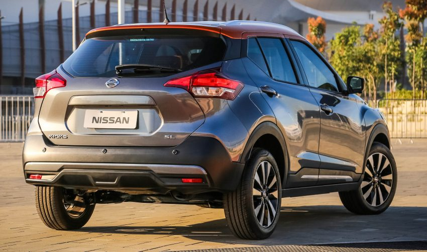 GALLERY: Nissan Kicks soaks up the Brazilian sun Image #487816
