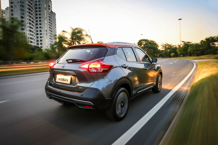 GALLERY: Nissan Kicks soaks up the Brazilian sun Image #487817