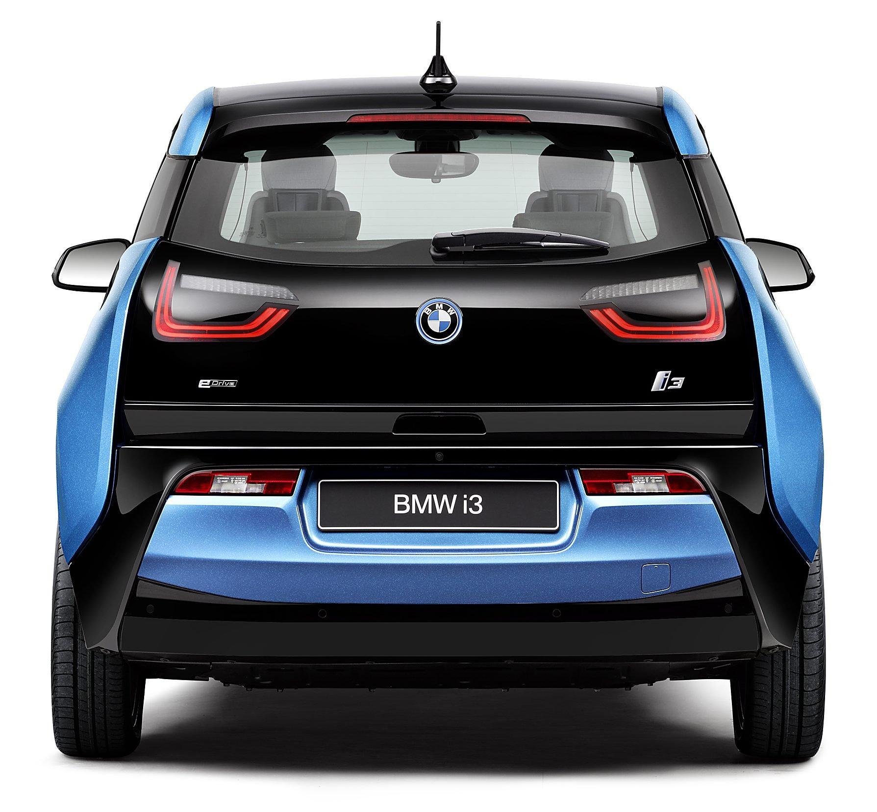 2017 BMW I3 Receives Larger Battery