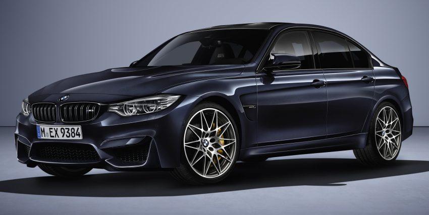 "BMW M3 ""30 Years M3"" celebrates sports sedan icon Image #500155"