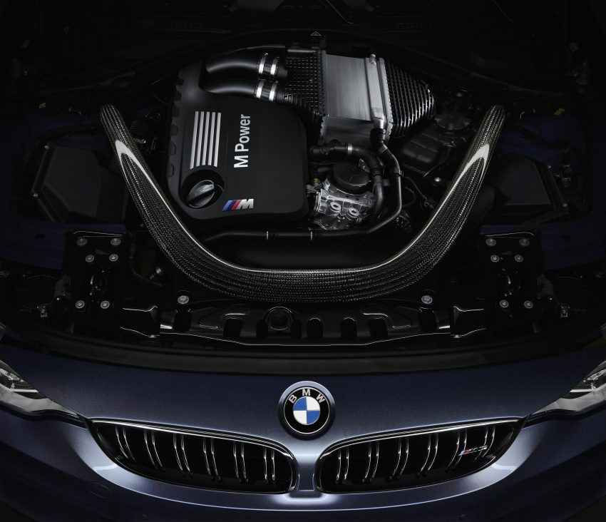 "BMW M3 ""30 Years M3"" celebrates sports sedan icon Image #500164"