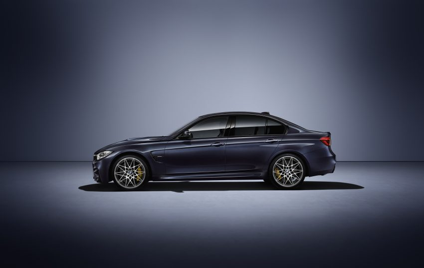 "BMW M3 ""30 Years M3"" celebrates sports sedan icon Image #500166"