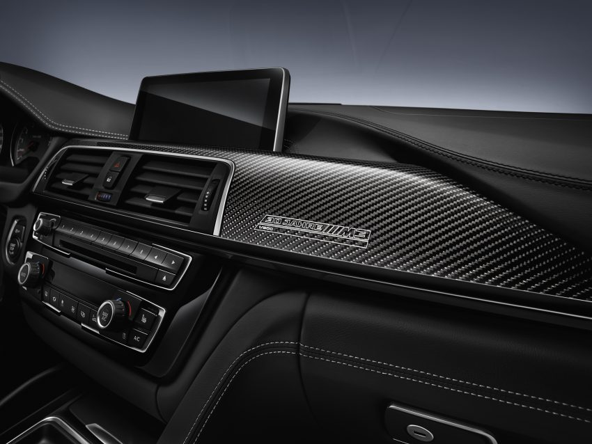 "BMW M3 ""30 Years M3"" celebrates sports sedan icon Image #500167"