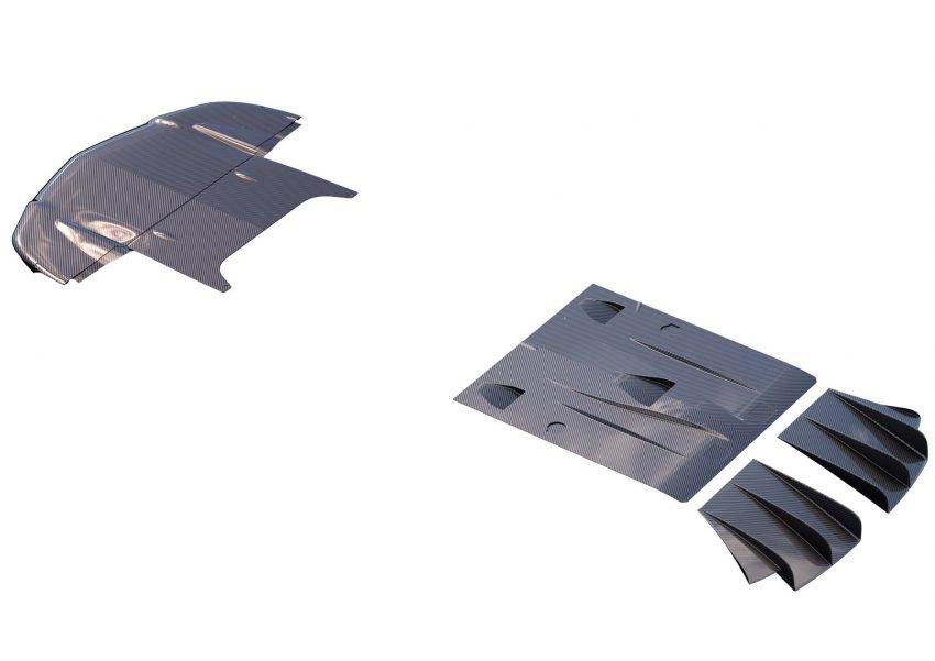 Pagani Huayra – new optional Tempesta pack, RM738k Image #491389