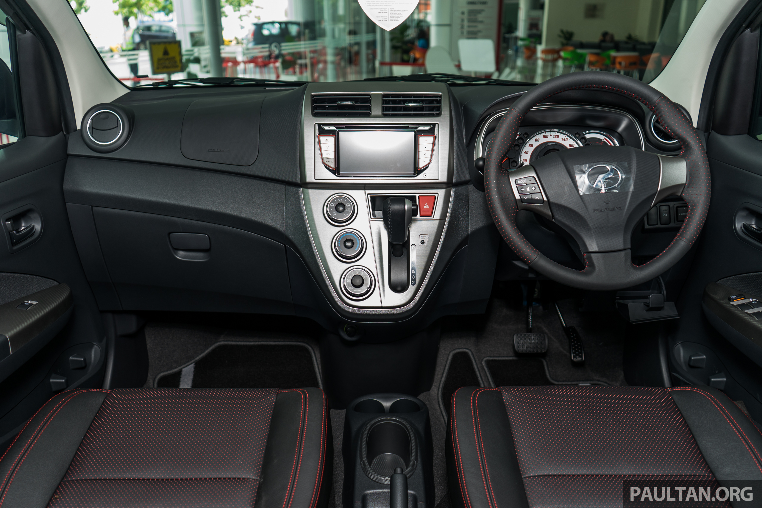 Gallery Perodua Myvi Advance Two Tone Displayed Image 489412