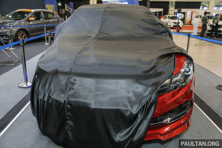 2016 Proton Perdana teased again ahead of launch Image #496185