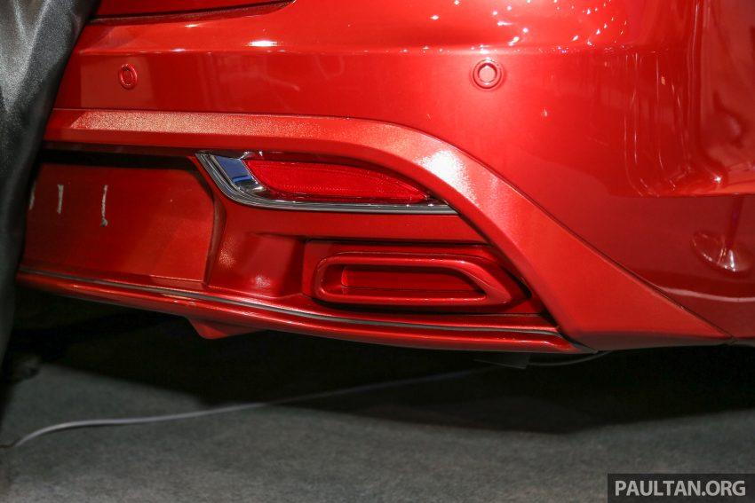 2016 Proton Perdana teased again ahead of launch Image #496212