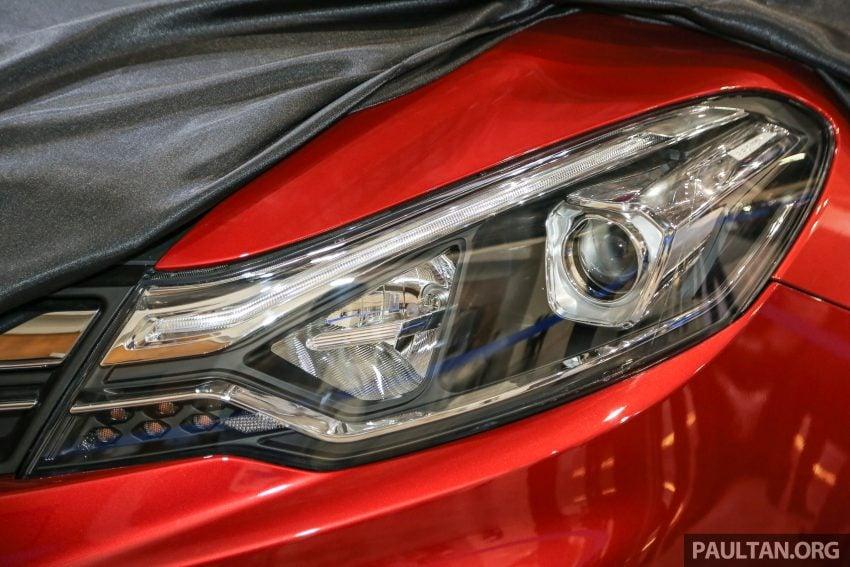 2016 Proton Perdana teased again ahead of launch Image #496193