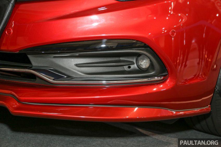 2016 Proton Perdana teased again ahead of launch Image #496198