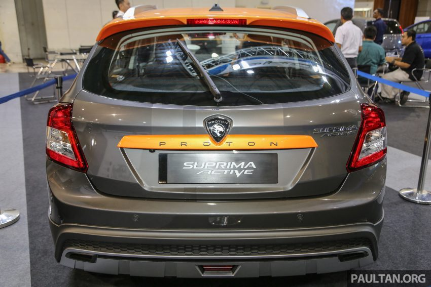 Proton Suprima Active Concept crossover unveiled Image #496183
