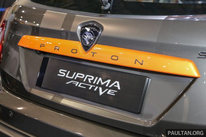 Proton Suprima Active Concept crossover unveiled Image #496190