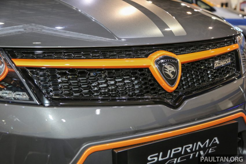Proton Suprima Active Concept crossover unveiled Image #496173