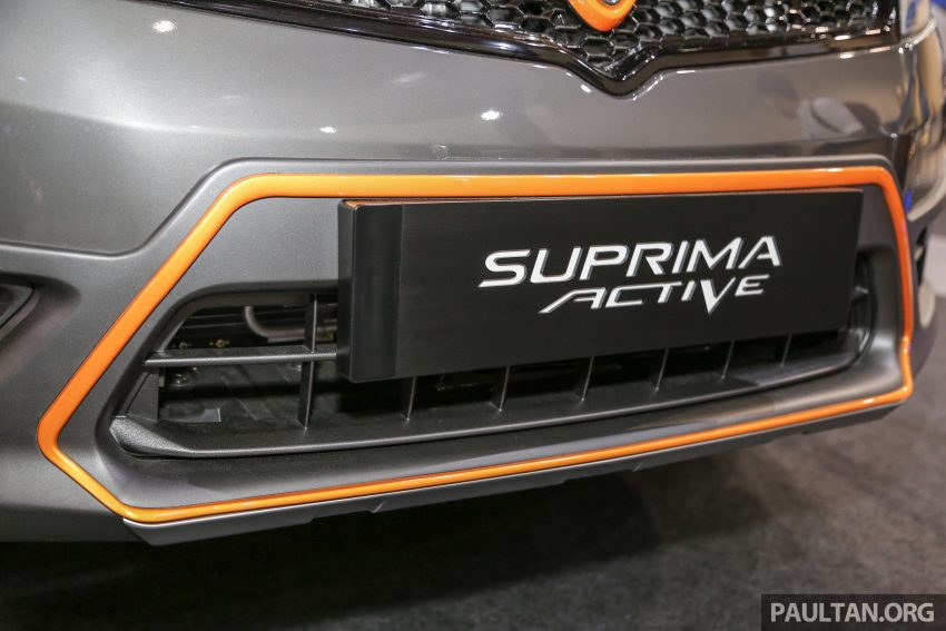 Proton Suprima Active Concept crossover unveiled Image #496175