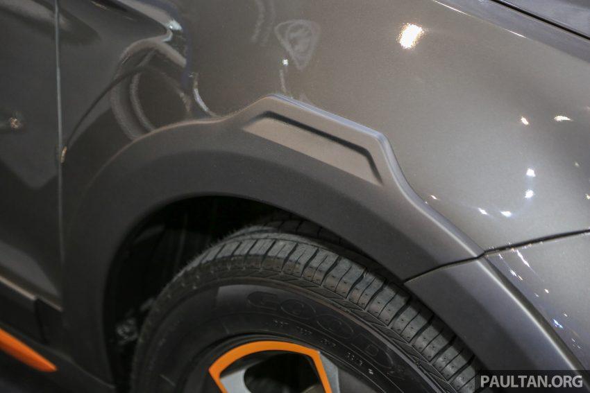Proton Suprima Active Concept crossover unveiled Image #496177
