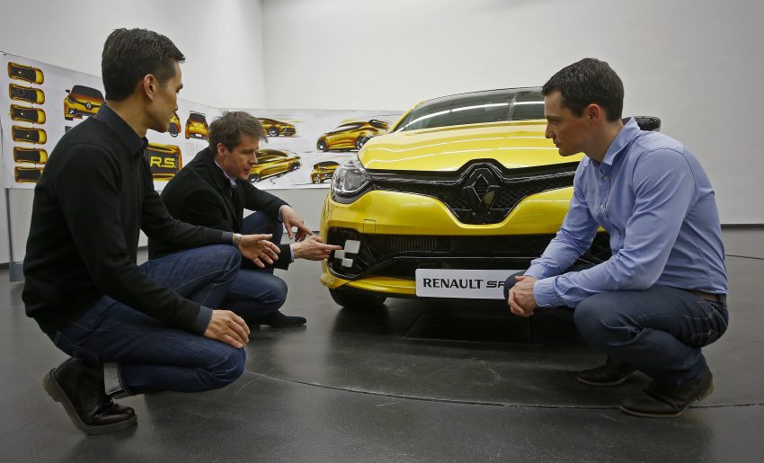 Renault Clio RS 16 – 275 hp, 360 Nm concept debuts Image #499992