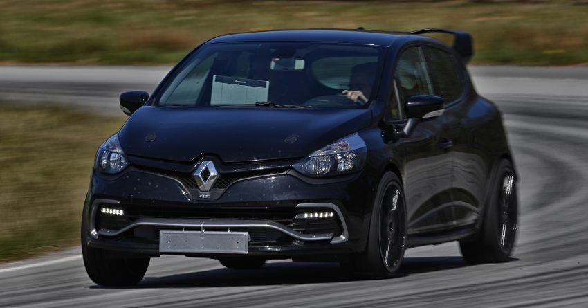Renault Clio RS 16 – 275 hp, 360 Nm concept debuts Image #499995