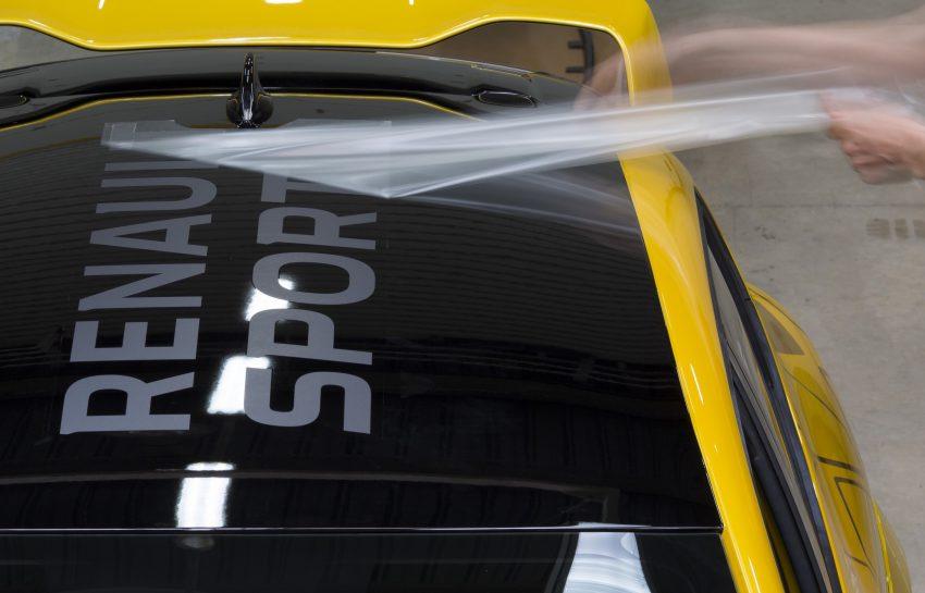 Renault Clio RS 16 didedahkan -275 hp, 360 Nm Image #500360