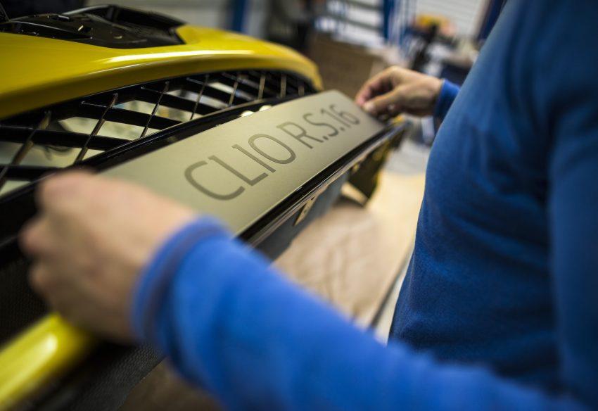 Renault Clio RS 16 didedahkan -275 hp, 360 Nm Image #500358