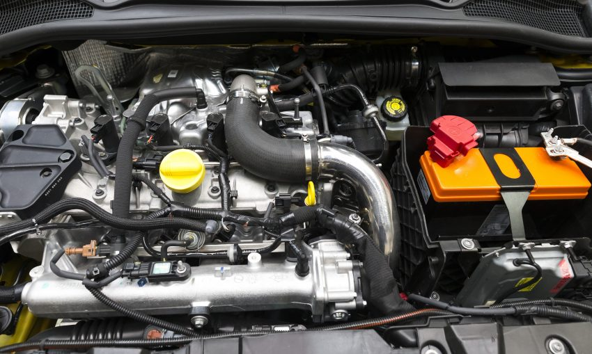 Renault Clio RS 16 didedahkan -275 hp, 360 Nm Image #500357
