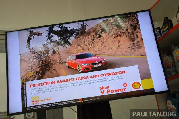 Shell V-Power branding campaign-1