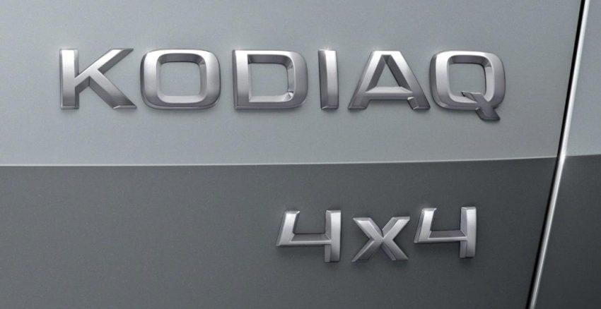 Skoda Kodiaq SUV bakal diperkenalkan tidak lama lagi dan di pasaran awal 2017, diambil dari nama beruang Image #490205