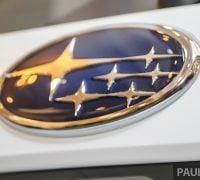 Subaru logo-1