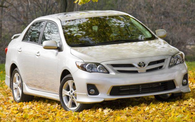 Toyota Corolla S US-spec