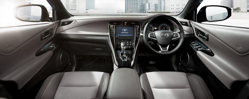Toyota Harrier Premium 'Style Ash' editions for Japan Image #497150