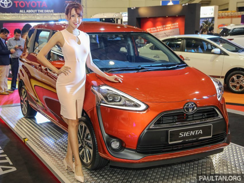 Toyota Sienta MPV previewed in M'sia – coming soon? Image #496377