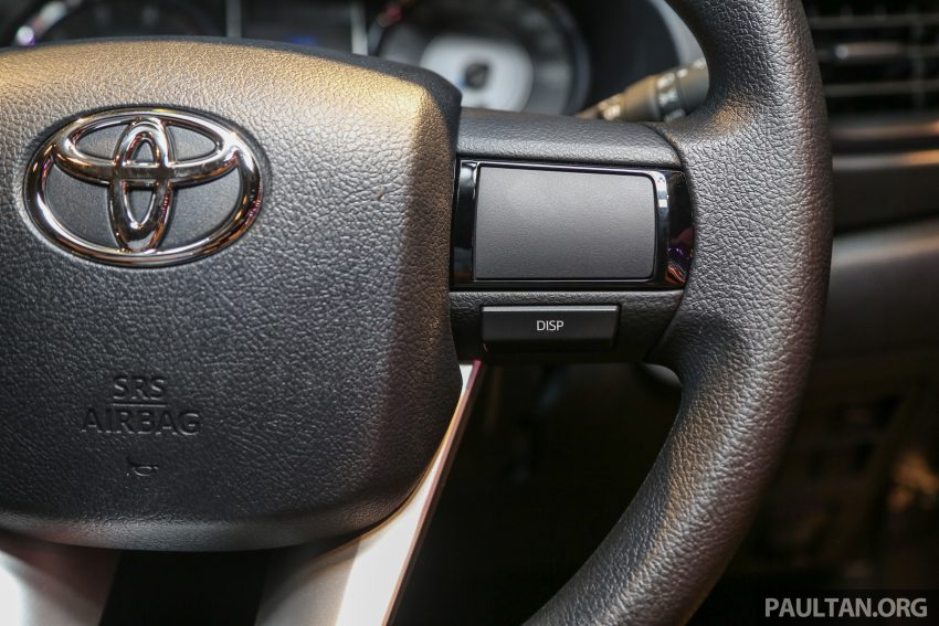 2016 Toyota Fortuner launched in Malaysia – two variants, 2.4L diesel and 2.7L petrol, RM187-200k Image #488828