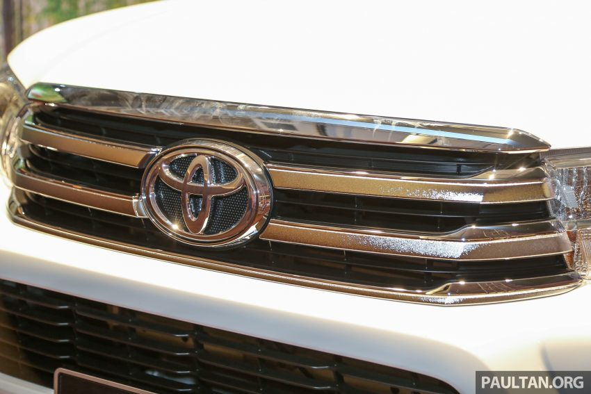 2016 Toyota Hilux makes its official debut in Malaysia – six variants, priced from RM90k to RM134k Image #488788