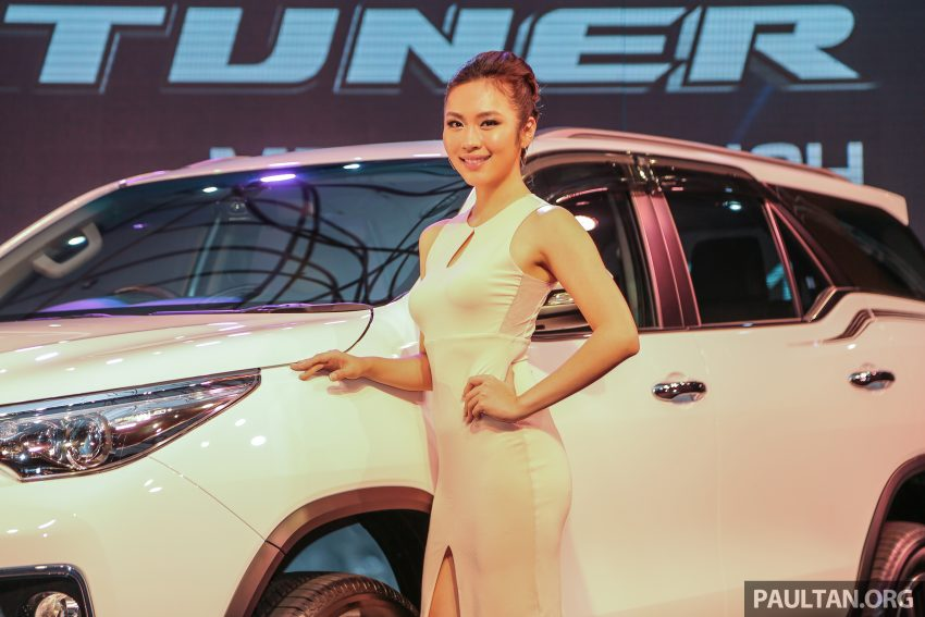 2016 Toyota Fortuner launched in Malaysia – two variants, 2.4L diesel and 2.7L petrol, RM187-200k Image #488896