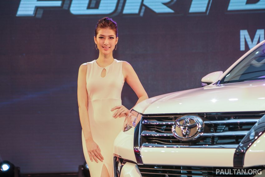 2016 Toyota Fortuner launched in Malaysia – two variants, 2.4L diesel and 2.7L petrol, RM187-200k Image #488897