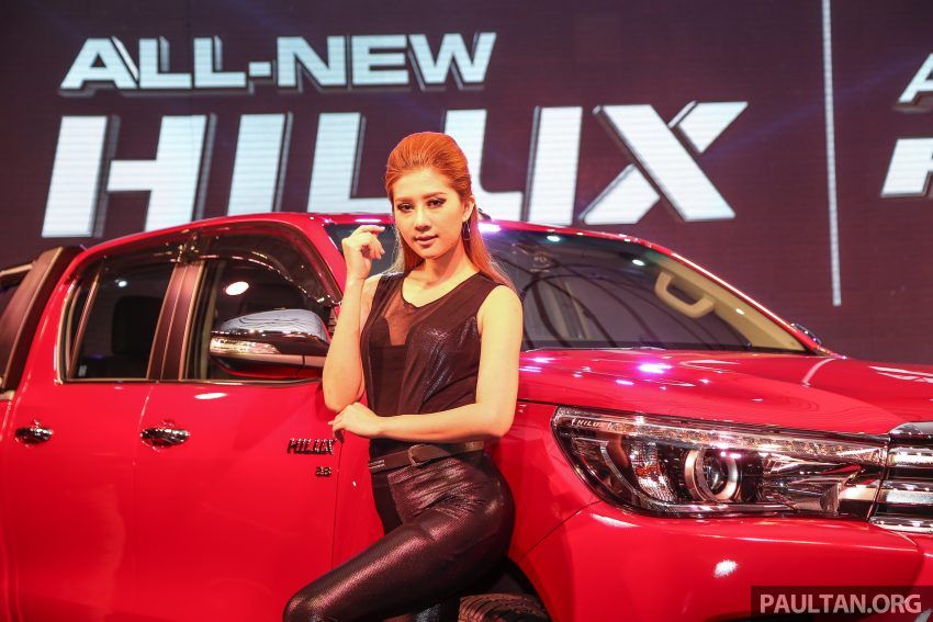 2016 Toyota Hilux makes its official debut in Malaysia – six variants, priced from RM90k to RM134k Image #488901