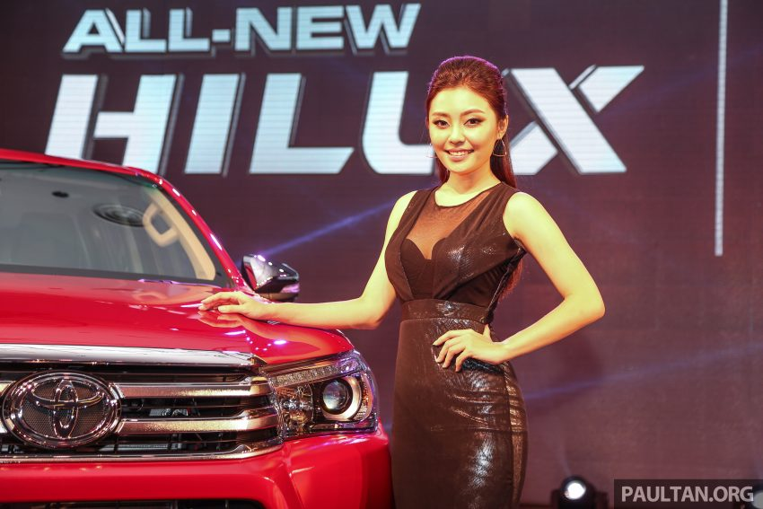 2016 Toyota Hilux makes its official debut in Malaysia – six variants, priced from RM90k to RM134k Image #488902