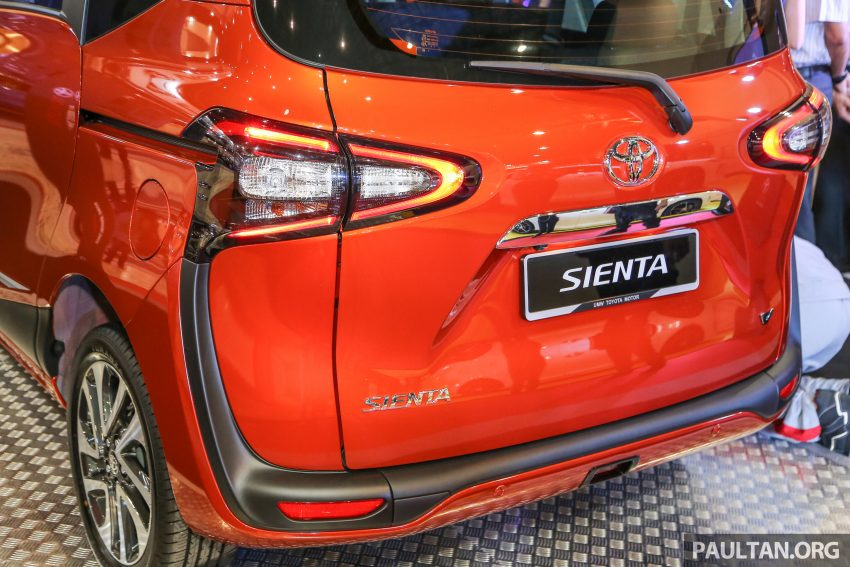 Toyota Sienta MPV previewed in M'sia – coming soon? Image #496263