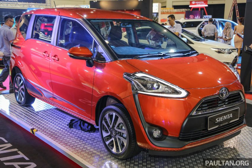 Toyota Sienta MPV previewed in M'sia – coming soon? Image #496250