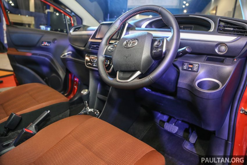 Toyota Sienta MPV previewed in M'sia – coming soon? Image #496281