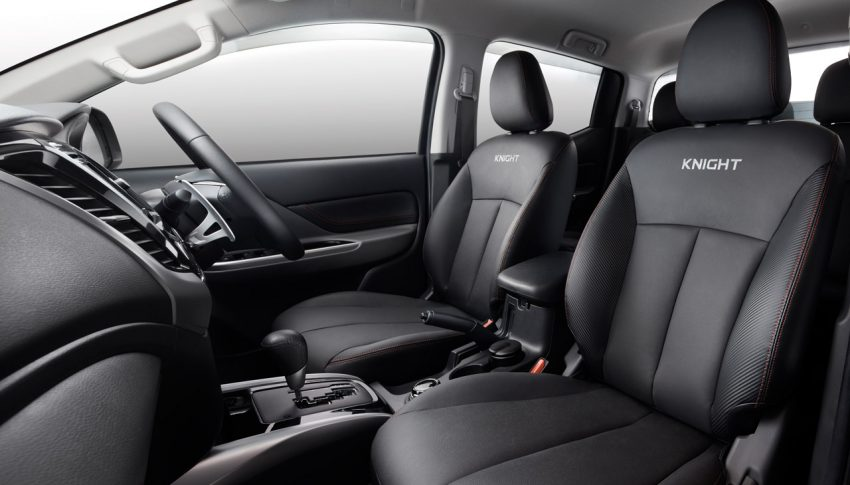 Mitsubishi Triton Knight Edition – 120 units, RM122k Image #494214
