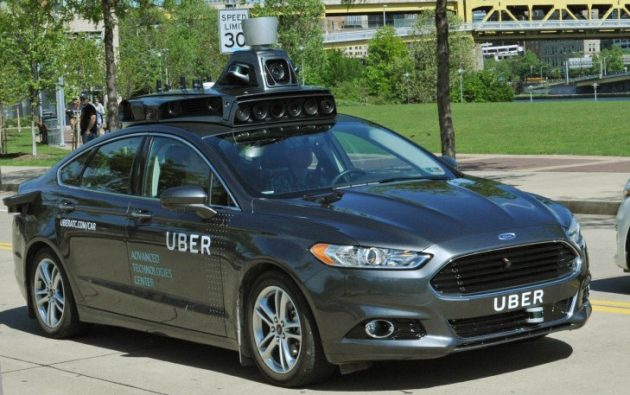 Uber self-driving Ford Fusion-01