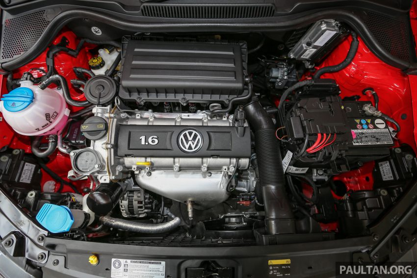 Volkswagen Vento launched – facelifted Polo Sedan, 1.2 TSI, DSG, ESP; RM80,646 to RM94,461 Image #495636