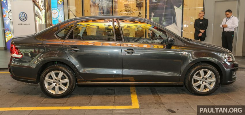 Volkswagen Vento launched – facelifted Polo Sedan, 1.2 TSI, DSG, ESP; RM80,646 to RM94,461 Image #495638