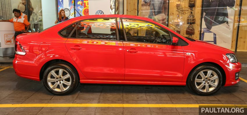 Volkswagen Vento launched – facelifted Polo Sedan, 1.2 TSI, DSG, ESP; RM80,646 to RM94,461 Image #495528