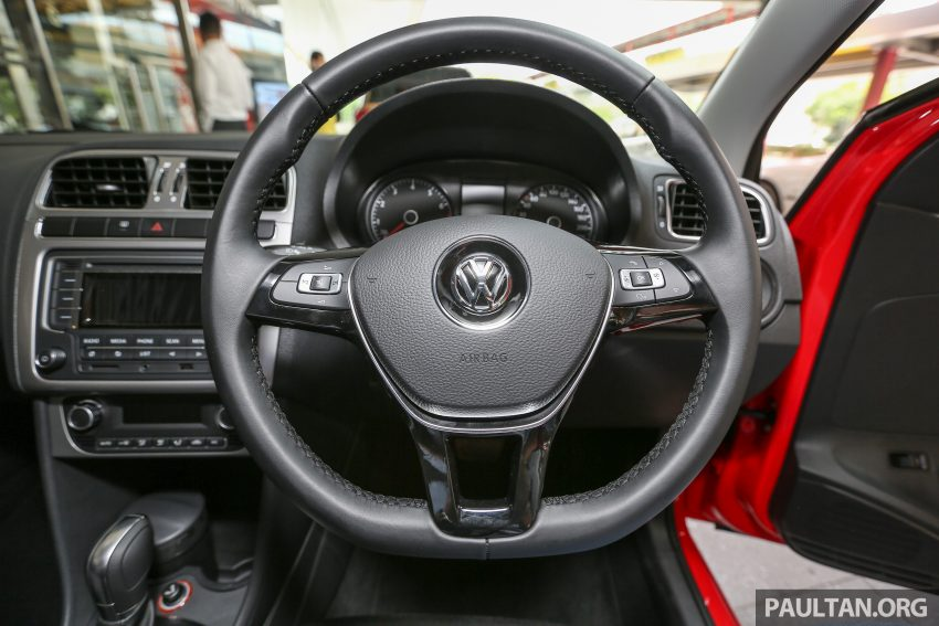 Volkswagen Vento launched – facelifted Polo Sedan, 1.2 TSI, DSG, ESP; RM80,646 to RM94,461 Image #495643