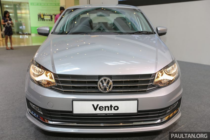 Volkswagen Vento launched – facelifted Polo Sedan, 1.2 TSI, DSG, ESP; RM80,646 to RM94,461 Image #495660