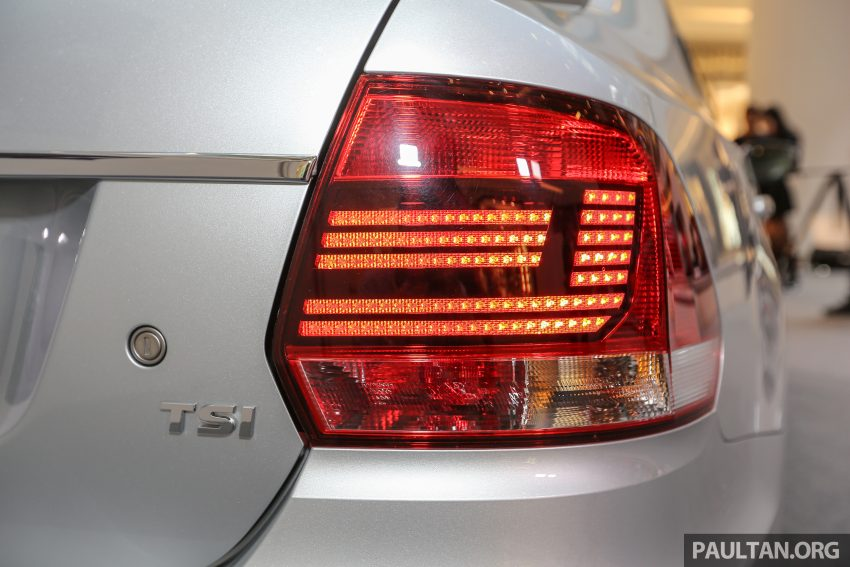 Volkswagen Vento launched – facelifted Polo Sedan, 1.2 TSI, DSG, ESP; RM80,646 to RM94,461 Image #495674