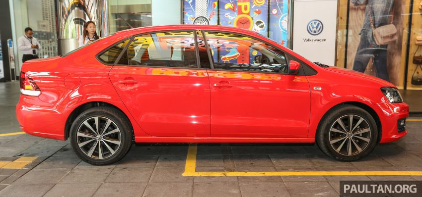 Volkswagen Vento launched – facelifted Polo Sedan, 1.2 TSI, DSG, ESP; RM80,646 to RM94,461 Image #495678