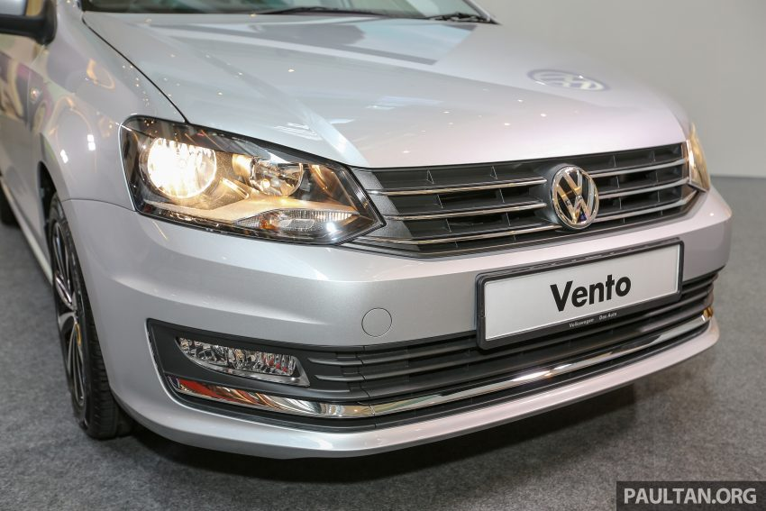 Volkswagen Vento launched – facelifted Polo Sedan, 1.2 TSI, DSG, ESP; RM80,646 to RM94,461 Image #495662
