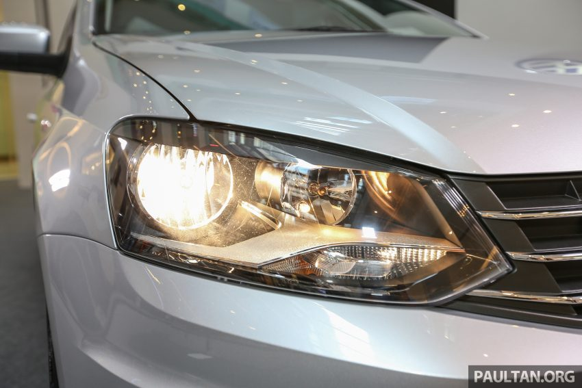 Volkswagen Vento launched – facelifted Polo Sedan, 1.2 TSI, DSG, ESP; RM80,646 to RM94,461 Image #495663