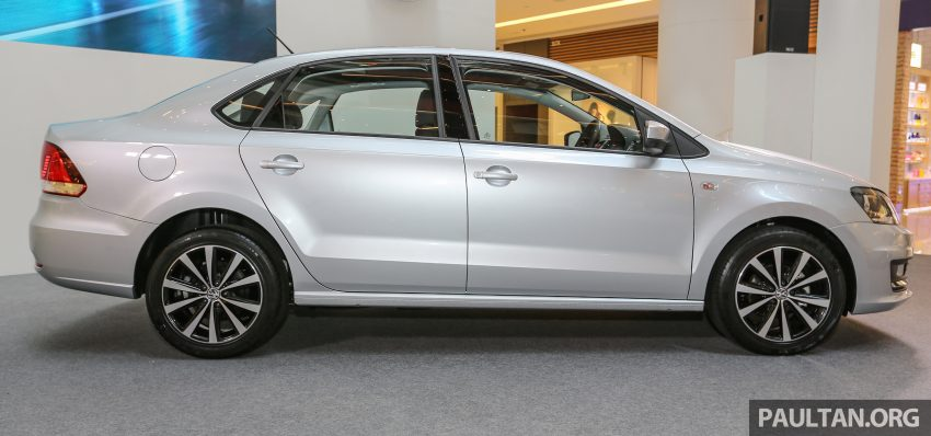 Volkswagen Vento launched – facelifted Polo Sedan, 1.2 TSI, DSG, ESP; RM80,646 to RM94,461 Image #495666